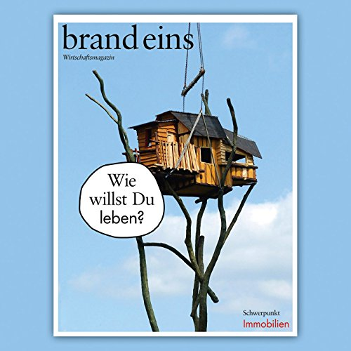 brand eins audio: Immobilien audiobook cover art