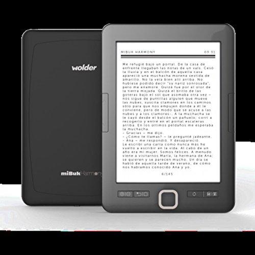 miBuk Harmony - Tablet...