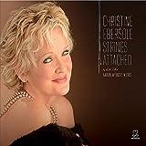 """Christine Ebersole """"Strings Attached"""" album cover"""