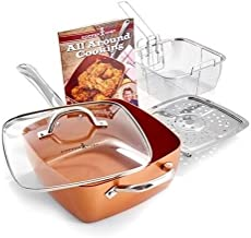 Copper Chef Cookware set 5, 5 Pieces