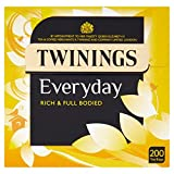 Twinings Everyday 200 Teabags