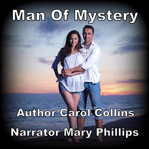 Man of Mystery audiobook cover art