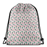 Yuanmeiju Tropical Pocky Rengoku Bolsa con cordón Sports Fitness Bag Travel Bag Gift Bag