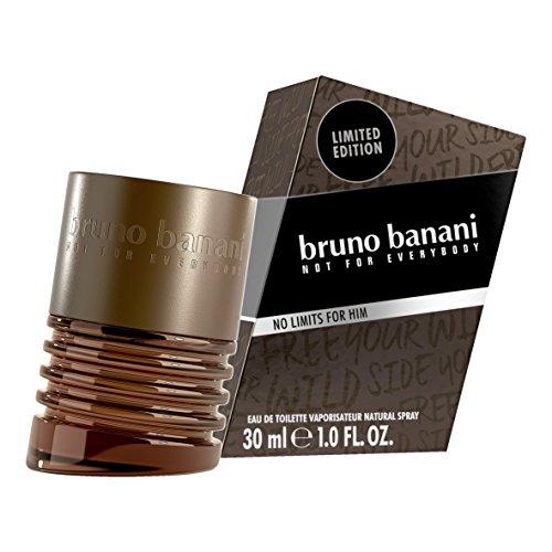 Bruno Banani No Limits for Men Eau de Toilette, 30 ml
