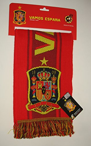 Schal spanischen Nationalmannschaft
