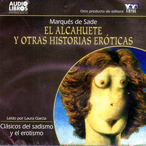 El Alcahuete y Otras Historias Eroticas [The Procurer and Other Erotic Stories] (Texto Completo) audiobook cover art
