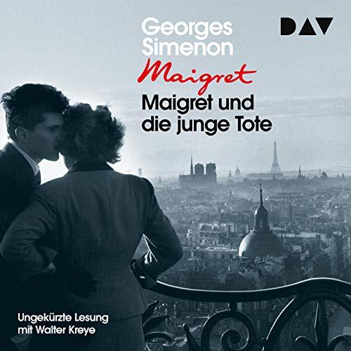 Maigret und die junge Tote cover art
