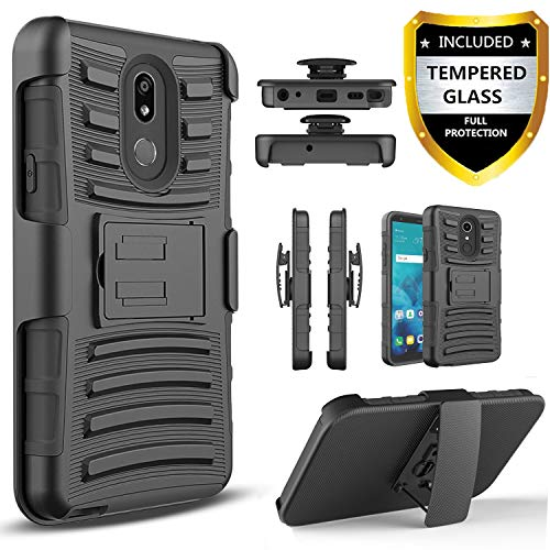 LG Solo LTE Full-body Rugged Case by Circlemalls