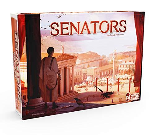 Ferti Games Strategie, Senators, Weiß