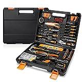144pcs Home Repair Tool Set, General...