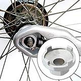Herramientas ajustables para juegos de llaves caseras Bicicletas rueda libre reparación removedor herramienta accesorio para BMX FR-6 4-Prong, herramientas útiles para el hogar