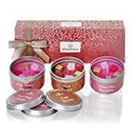 Scented Candle Gift Set, Relax Gift Set and Mum Gift. Scented Candles an for Women, Great Gifts for ...