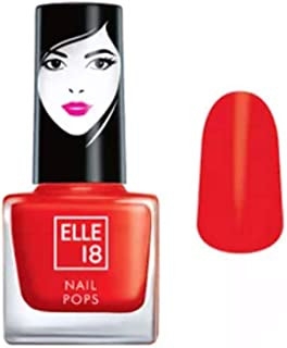 Elle 18 Nail Pops Nail Polish, 129, 5ml