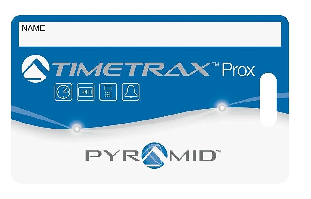 意識的シニス飢えピラミッドTimeTrax 42454近接バッジfor PPDLAUBKN & TTPROXEK時間時計システム、15?/ Pk