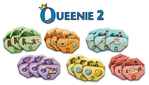 Queen Games 46292 - Pioneers Queenie 2. Die Spezialisten