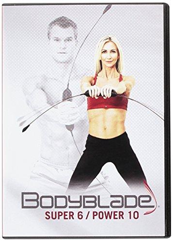 Bodyblade Rapid Results Excersize DVD, grau, M