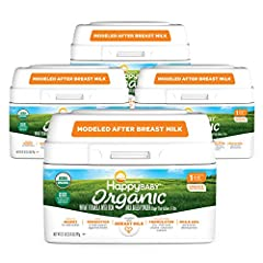 MODELED AFTER BREAST MILK & made with carefully sourced premium ingredients, this formula is made with organic lactose the principal carbohydrate found in breast milk. Our formula provides key vitamins and minerals that are found naturally in breast ...
