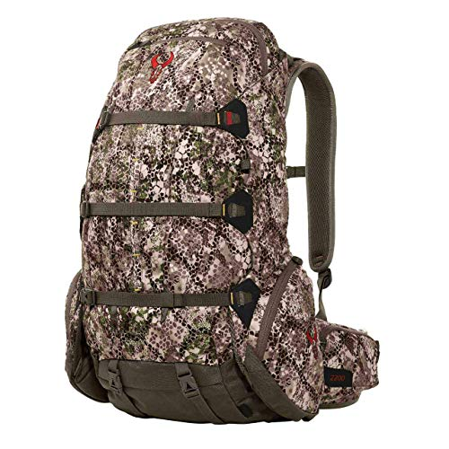 Badlands 2200 Hunting Backpack with Built-in Meat Hauler, Approach, Medium