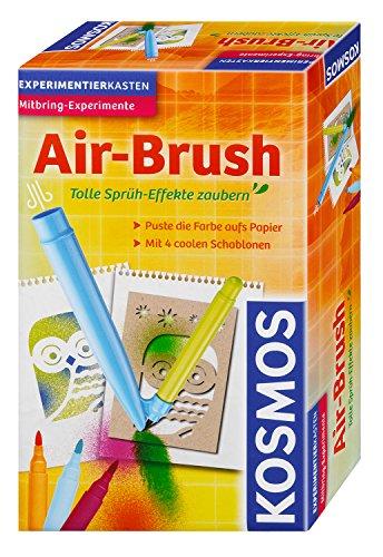 Kosmos Experimente & Forschung 657604 Air-Brush, Spiel
