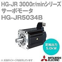 三菱電機 HG-JR5034B サーボモータ HG-JR 3000r/minシリーズ 400Vクラス 電磁ブレーキ付 (低慣性・中容量) (定格出力容量 5.0kW) NN