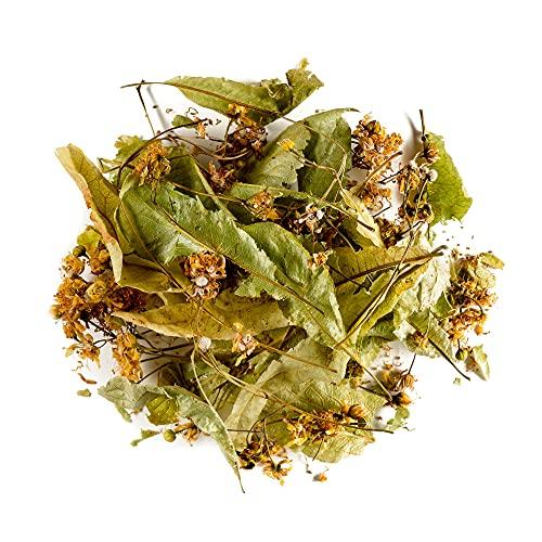 Tilo Orgánico Flores De Provenza - Infusión De Flores De Tilos - Flores Tilo O Tila - Lime Blossoms 100g