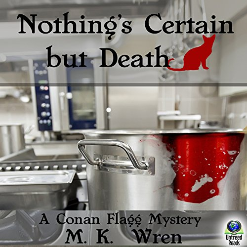 Nothing's Certain but Death cover art
