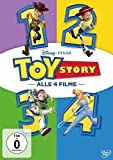 Toy Story - Alle 4 Filme [Alemania] [DVD]