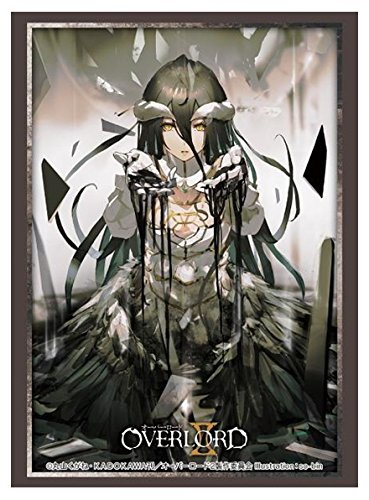 Overlord II Albedo Card Game Character Sleeves Collection HG Vol.1651 Anime Girls Art High Grade image