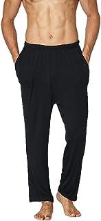 ZumZup Men's Pajama Pant Loungewear Pants Pyjama Bottoms Jersey Ultra Soft Warm Lounge Pants Casual Cotton Nightwear Trous...