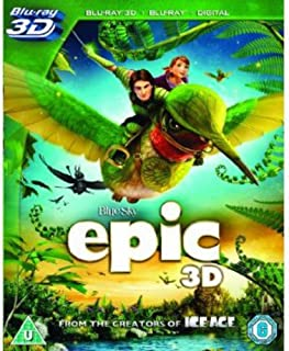Epic [Blu-ray] (B008OGHLR2) | Amazon price tracker / tracking, Amazon price history charts, Amazon price watches, Amazon price drop alerts