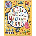 Totally Awesome Mazes&Puzzles:Over 200 Brain-bending Challenges Paperback