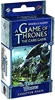 A Game of Thrones: The Card Game - A Time for Wolves Chapter Pack