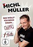 Das wollt´ ich noch sagen ... LIVE! (DVD) [Alemania]