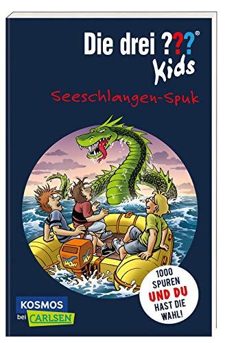 Die drei ??? Kids und du 1: Seeschlangen-Spuk (1)