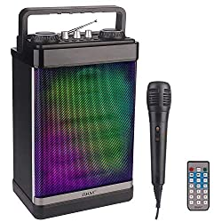 Image of RHM Portable Karaoke...: Bestviewsreviews