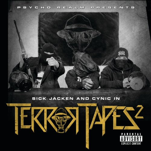 Psycho Realm Presents Sick Jacken And Cynic In Terror Tapes 2 [Explicit]