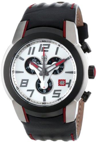 Burgmeister Herren-Uhren Chronograph BM701-112A