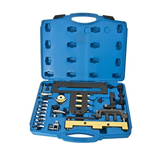 LLCTOOLS Motor Einstellwerkzeug passend für N42 N46 B18/-A B20/-A/-B Steuerkette Nockenwellen
