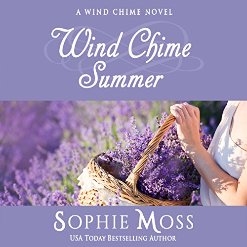 Wind Chime Summer audiobook cover art