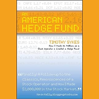 An American Hedge Fund cover art