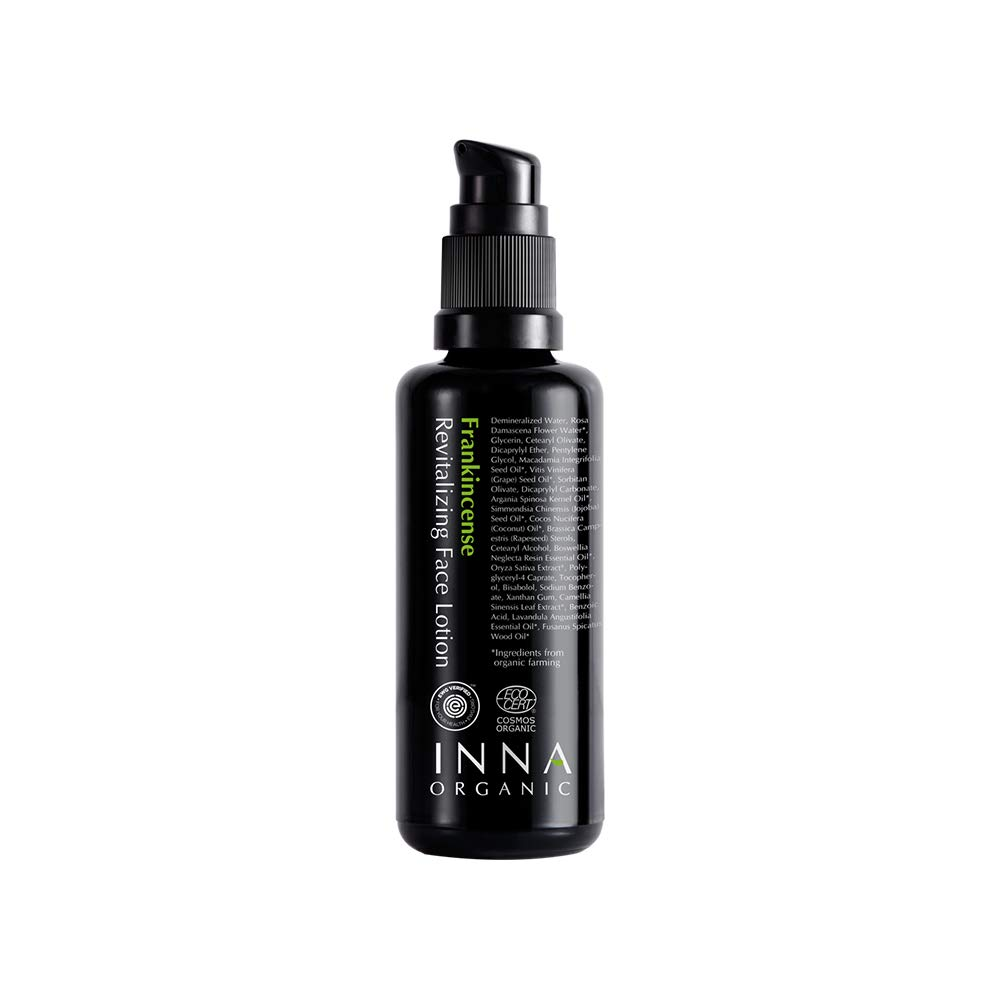 Max 50% OFF Inna Organic Ranking TOP19 FRANKINCENSE REVITALIZING Anti-aging Wrink LOTION