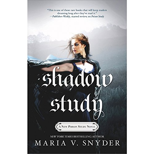 Shadow Study audiobook cover art