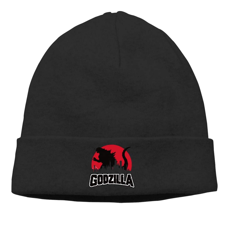 レイアウト女将胃ゴジラ Godzilla 未知の生き物 チ性抜群 通気性抜群 柔らかい 防風 無地 優れた弾力性 フェードしません 男性用と女性用のキャップ