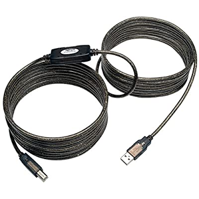 Tripp Lite USB 2.0 Hi-Speed A/B Active Repeater Cable