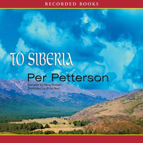 To Siberia  audiobook cover art