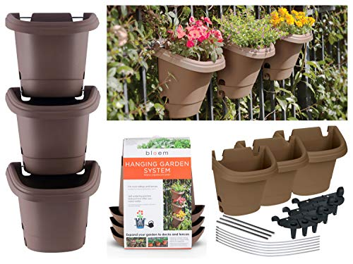 Top 10 Best Self-Watering Railing Planter Reviews 2019-2020 cover image