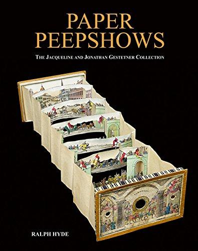 Paper Peepshows: The Jacqueline & Jonathan Gestetner Collection ⭐