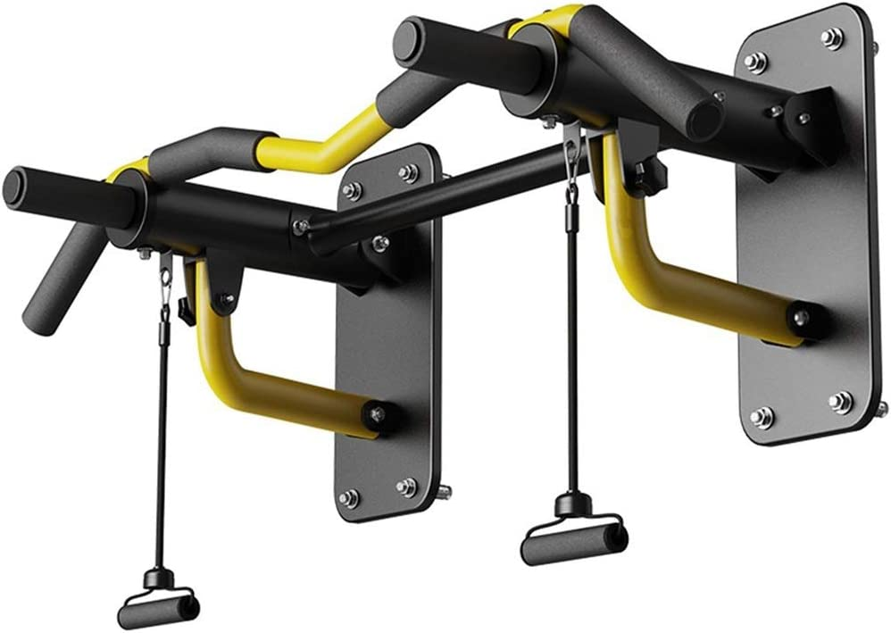 GaoYunQin Wall-Mounted Translated Pull-ups Ranking TOP11 Fitness Multi-Functional Equipm