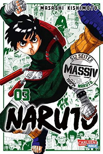 NARUTO Massiv 3: Die Originalserie als umfangreiche Sammelbandausgabe! (3)