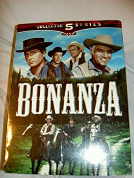Bonanza 5 Pack  The Gunmen Blood On The Land Bitter Water The Avenger and Death At Dawn [VHS]